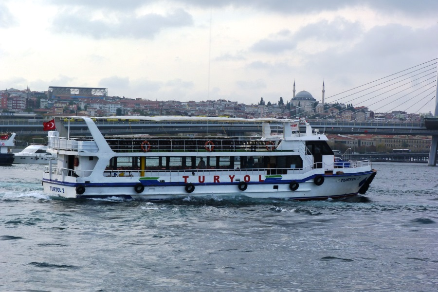 Bosphorus tours1