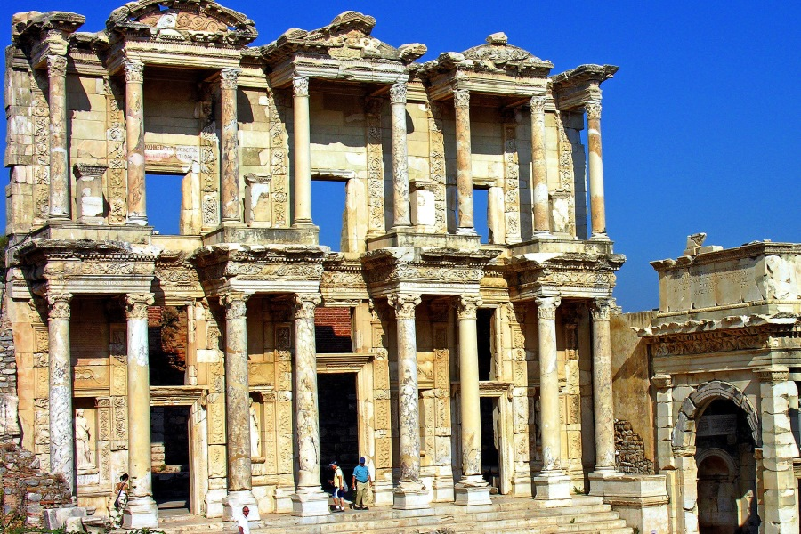 2 Days Ephesus and Pamukkale Tour
