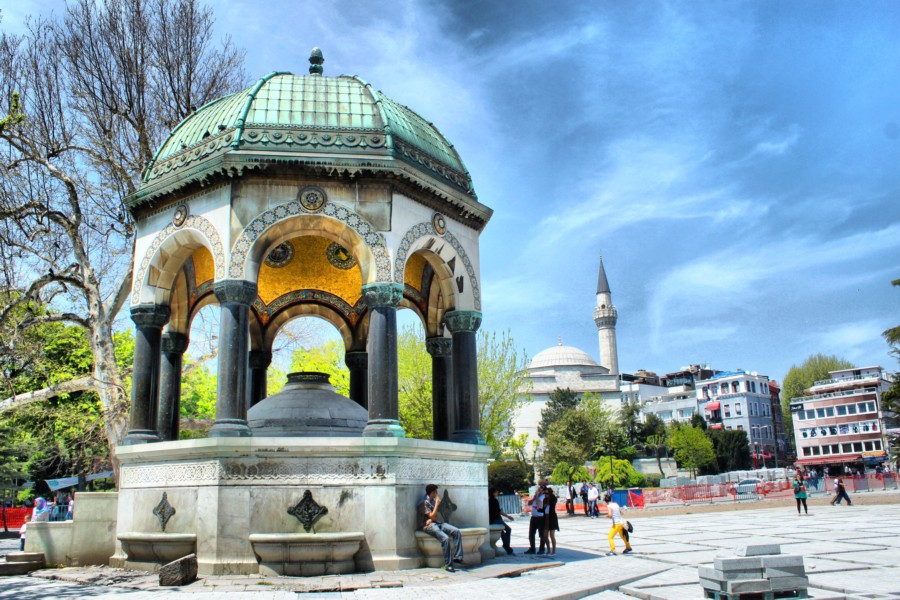 Private Istanbul Tour with Guide and Driver (Self Schedule)