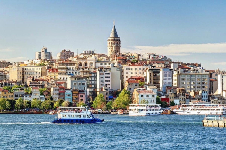 Bosphorus Cruise Tour with Asian Side & Dolmabahce Palace  Bosphorus Cruise