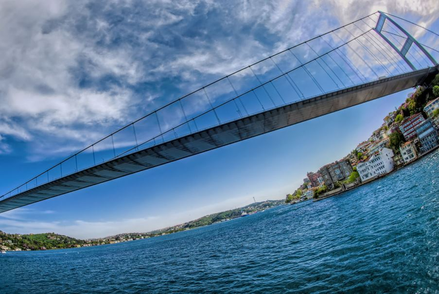 Private Boat Rental on Bosphorus