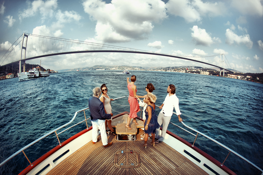 Istanbul Guided Tour (Bosphorus Shores)