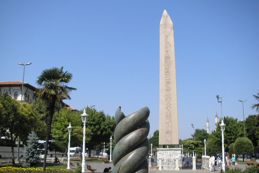 Istanbul Classics Tour by Walk Half Day Morning