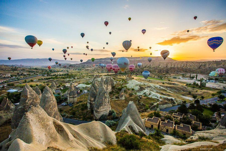 2 Days Cappadocia Tour by plane