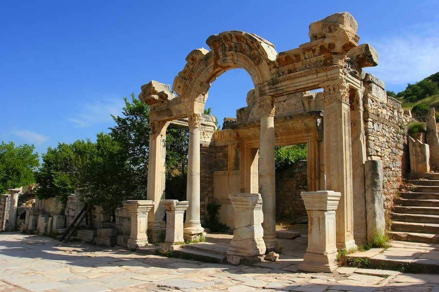Daily Ephesus Tour by Plane