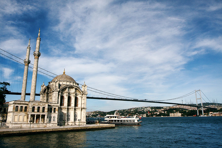 Bosphorus Cruise Tour Half Day Morning