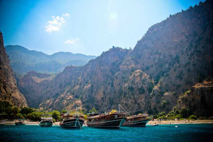 Fethiye to Olympos 4days-3nights