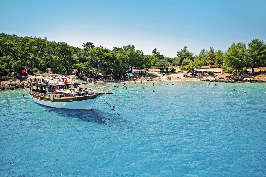 Blue Cruise Destinations in Turkey
